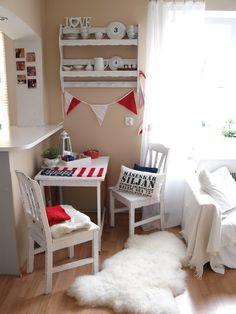 Jak urządzić małe mieszkanie w stylu skandynawskim w bloku? | Lovingit