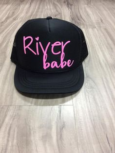 225bab59076 River Babe Kids Trucker Hat. Ball Caps ...