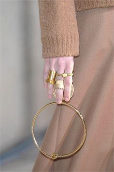 Double finger ring Maison Martin Margiela