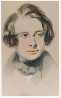 Legendary author, Charles Dickens