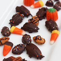 A Halloween Reader Recipe: Creepy Chocolate Cockroach Treats