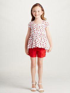 oscar de la renta - spring/summer 2017 childrenswear collection