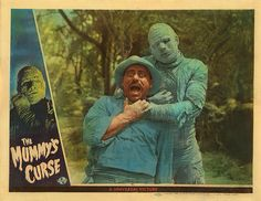 Lobby Card from the film The Mummy's Curse