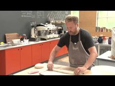 School of slow is about allowing people to be productive in their lives. Our Artisan bread basics course takes you all the way through the process of making . Polish Potato Pancakes, Fermented Bread, Baguette Bread, Bread Shaping, Just Bake, Bread And Pastries, Cooking Videos, Artisan Bread, How To Make Bread