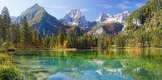 Majesty of the Mountains 4000 piece #jigsaw #puzzle #Castorland