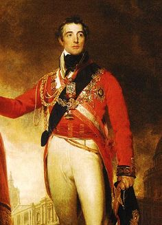 On this day 14th September 1852 the death of The Duke of Wellington, victor at Waterloo, aged 83 (Arthur Wellesley, the first Duke of Wellington by Thomas Lawrence.)