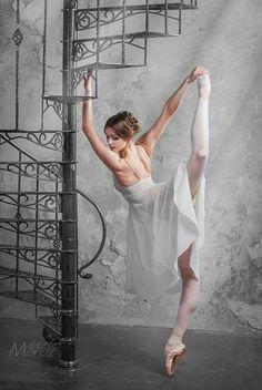 Ballet beautie, sur les pointes !