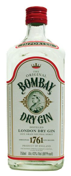 It was the label that hooked me. It was the taste and smell that enchanted me. That simple. Good Gin and a fair price.
