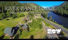 River Dance Lodge » family vacation in Idaho