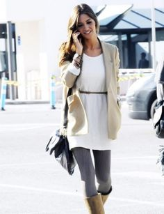 Sara Carbonero Warm Outfits, Cool Outfits, Casual Outfits, Rachel Bilson, Hippie Style, Dress Skirt, Style Me, Short Dresses, Fashion Dresses