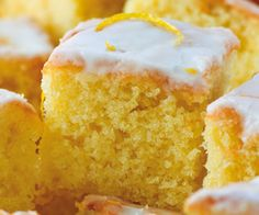 Here in Ireland, we're no strangers to a bit of drizzle, but when it comes in the form of this deliciously zesty lemon drizzle cake, you won't hear anyone complaining about it! It's a great afternoon treat whatever the weather.