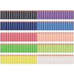 #Christmas More recommend Vanka 200pcs Dart Refill Pack for Nerf N-strike Elite Blaster (10 Different Color) for Christmas Gifts Idea Promotions . Most children adore  Christmas Toys in addition to in no time; you do have a residence full of these individuals. Between overeager grandfather and grandmother plus the ecstatic parents far more Chris...