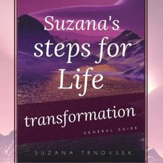 Suzanas steps for Life transformation item cover