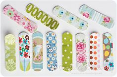 decorated bandaids