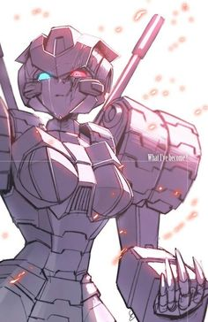 Lady Tarn darling in the franxx Transformers Decepticons, Transformers Optimus Prime, Robot Concept Art, Robot Art, Gi Joe, Arte Cyberpunk, Darling In The Franxx, Jojo Bizzare Adventure, Anime Art
