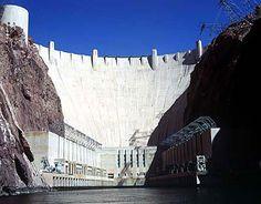 Hoover Dam 2001