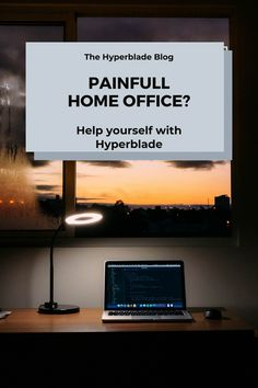 We all know that working from home might be a lil difficult. Untie the hurtful knots from hours spend in front of your computer - with Hyperblade NMES massager. Neck Pain, Homework, Home Office, Improve Yourself, It Hurts, Therapy, Muscle, Fire, Blog