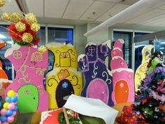 whoville house set design images - Google Search                                                                                                                                                                                 More