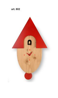 modern cuckoo clocks,design clocks,design gifts,cucu clocks,modern cuckoos,Italian design, unique gifts ideas!
