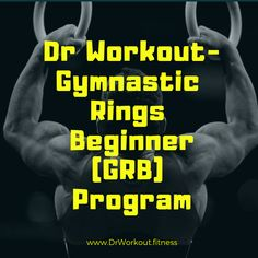If you are looking for the best Gymnastic rings workout routine for beginners, then you have come to the right place. This is the exact workout routine designed for you. Workout Routines For Beginners, Gym Workout Tips, Dumbbell Workout, Workout Schedule, Gymnastic Rings Workout, Calisthenics Program, Back Exercises, Training Plan, Workout Programs
