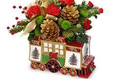 Spode Holiday Express Train II