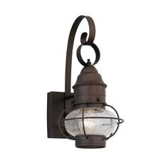 Buy the Designers Fountain Rustique Direct. Shop for the Designers Fountain Rustique 1 Light Outdoor Onion Wall Lantern from the Nantucket Collection and save. Outdoor Wall Lantern, Outdoor Wall Sconce, Outdoor Wall Lighting, Exterior Lighting, Outdoor Walls, Outdoor Spaces, Cottage Lighting, Farmhouse Lighting, Outdoor Ideas