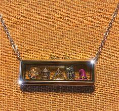 Harry Potter Locket, Harry Potter Owl, Slytherin Harry Potter, Harry Potter Jewelry, Harry Potter Style, Harry Potter Gifts, Harry Potter Memes, Origami Owl Lockets, Origami Owl Jewelry