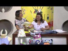 Reciclagem Jeans Velho 1/2 VIVI PRADO - Programa Mulher.com (15/03/2013) - YouTube