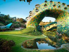 Arquitectura orgánica del mexicano Javier Senosiain