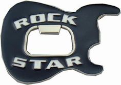 Rock Star Belt Buckle
