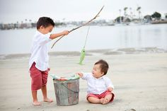 You and Me by the Sea Mini-Sessions //Long Beach Child Photographer