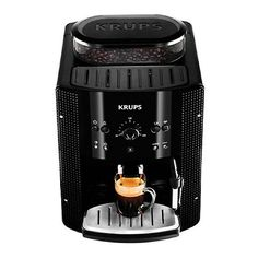 Krups EA8108 Espresseria The Krups EA8108 bean-to-cup coffee machine allows you to indulge in beautiful aromas and creamy espressos making it the perfect product for any coffee loverFinished in black, this stylish, compact ma http://www.MightGet.com/may-2017-1/krups-ea8108-espresseria.asp