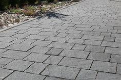 Paving Ideas, Brick Pavers, Charcoal Color, Pathways, Sidewalk, Garden, Torino, Design, Flag