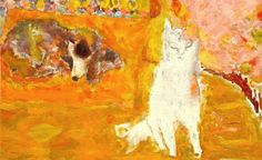 Pierre Bonnard cat - Hledat Googlem