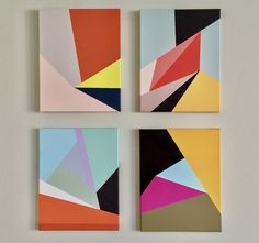 Geometric Painting Commissions by Gina Rivara — Kickstarter Geometric Painting Commissions by Gina Rivara — Kickstarter The post Geometric Painting Commissions by Gina Rivara — Kickstarter & Art appeared first on Geometric paint . Abstract Geometric Art, Abstract Wall Art, Simple Canvas Paintings, Mini Canvas Art, Pop Art, Aesthetic Painting, Diy Painting, Tape Painting, Painting Inspiration