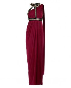 c9008e9e256768 Oxblood sari style gown with fine pleats adorning the shoulder. Contrasting  black leather jacket with golden accents. Wash Care  Dry clean onlyClosure   Zip ...