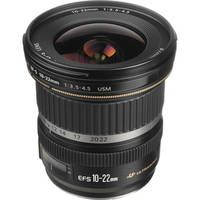 And this is what I have been wanting since I got my camera - EF-S 10-22mm f/3.5 USM Autofocus Lens - Perfect for those landscapes and interiors I so wish to get tack sharp and beatiful! $799.00 (I will need to save up for this one as well....)