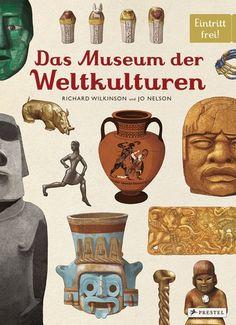 """Inhalt: Die wichtigsten Kunstschätze alter Kulturen Die schönsten Exponate aus den berühmtesten Museen der Welt: Das """"Museum der Weltkulturen"""" vereint mehr als 160 Kunstwerke in akribis…"""