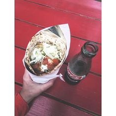 A döner kebab from Kebabalicious.   31 Delicious Austin Eats That Are Worth Every Penny