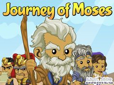 Journey of Moses