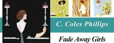 C. Coles Phillips Fade Away Girls - Yesterday Once More www.yomstuff.com