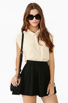 Quiero una falda asiiiii
