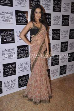 Shraddha Kapoor attends the Sabyasachi show at LFW | PINKVILLA