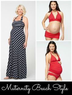 Fourth of July Style for Expecting Moms #maternity #style