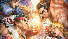 Street Fighter artwork