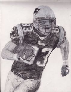 Football is back in full swing! Here's to former Patriot Wes Welker, and my amazingly talented friend, Mica! http://footballhockeypilot.deviantart.com/ check it out :)