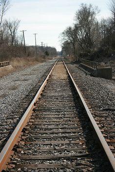 Big Four RailRoad, Danville Illinois by Katz_42!, via Flickr