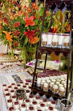 Buffet Table Arrangements | Françoise Weeks European Floral Design