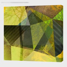 Curioos | Exclusive Art Prints by the world's finest Digital Artists Curioos | Exclusive Art Prints by the world's finest Digital Artists #art #kunst #geometric,#trees #polygons #triangles #yellow #green #gray #gold #goldocker #piaschneider #modern #artprints #kunstdrucke #limitededitions