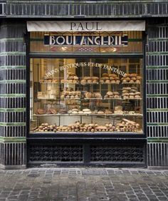 Paul boulangerie - found via quince with sugar